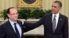 Hollande a bătut palma cu Obama. Decizia comună a liderilor care s-au întâlnit la Casa Albă