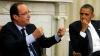 """Barack Obama şi Francois Hollande, despre avionul rus doborât: """"Situaţia nu trebuie să escaladeze"""""""