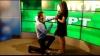 Jurnalista Olga Gîdilica a fost cerută în căsătorie, ÎN DIRECT (VIDEO)