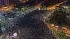 PROTEST MASIV la Bucureşti. Mii de români au cerut demisia guvernării