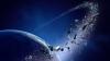 PERICOL din cer. Tone de deşeuri spațiale vor cădea în această seară pe Pământ