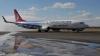 Alarma cu bombă la bordul aeronavei Turkish Airlines a fost FALSĂ