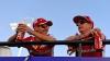 Cum se distrează piloţii din Formula 1 înainte de ultima cursă din acest sezon