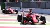 Sărbătoare pentru sute de fani ai echipei Ferrari din Formula 1