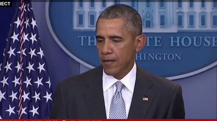 TEROARE la Paris! Obama: Atacurile din Paris lovesc întreaga umanitate și valorile noastre universale