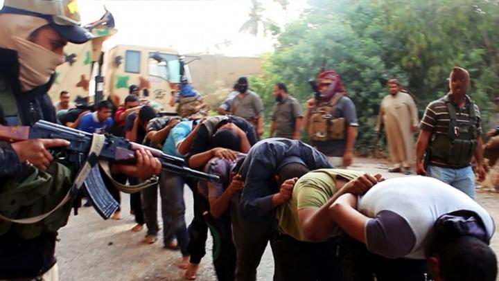 Statul Islamic a răpit anul trecut în Siria 50 de jurnalişti, 13 dintre care au fost UCIŞI