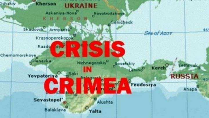 """Crimeea, pe marginea prăpastiei. Locuitorii """"au suflat"""" produsele din magazine"""