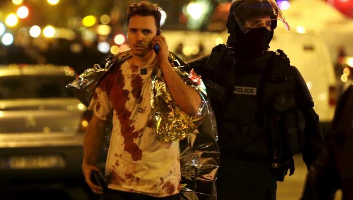 IRONIA SORŢII! Un american, supravieţuitor al atacurilor de la World Trade Center, rănit la Bataclan