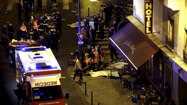 TEROARE la Paris!  Cinci teroriști au fost neutralizați de forțele speciale ale poliției