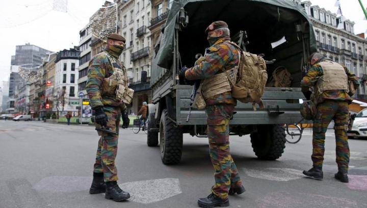 A şasea zi de alertă maximă la Bruxelles: Oraşul, mai pustiu ca niciodată