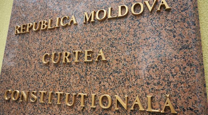 Curtea Constituţională: Sesizarea făcută de PLDM şi PSRM conţine inexactităţi