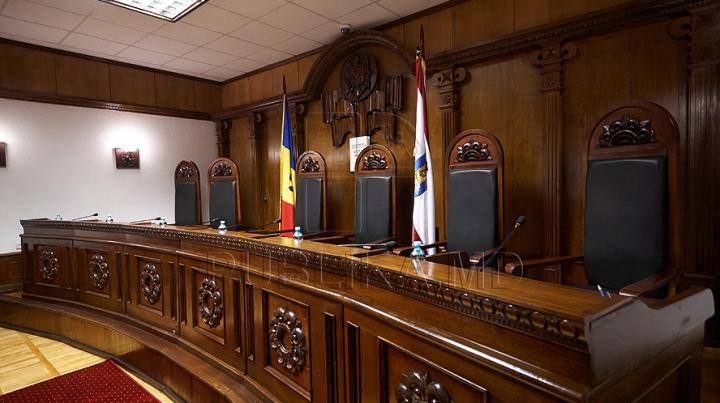 MOTIVUL pentru care candidaţii la funcția de judecător la Curtea Constituțională susţin o probă repetată