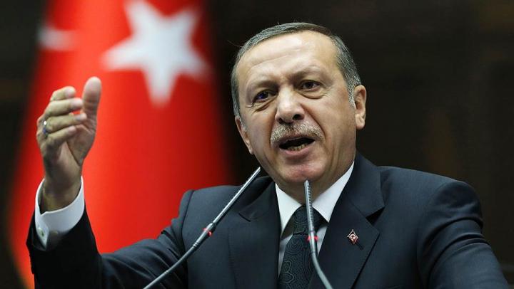 """""""Nu se va mai întâmpla"""". Erdogan regretă incidentul aerian cu implicarea unui avion rusesc"""