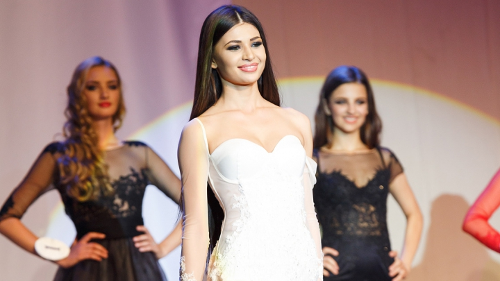 Tocmai şi-a tras clipul. Vezi cu ce creaţie va merge cea mai frumoasă moldoveancă la Miss World