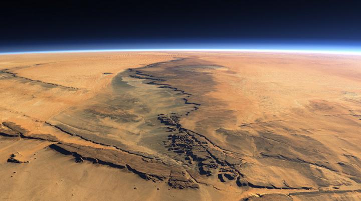 Imagini uimitoare de pe planeta Marte. La ce concluzii au ajuns cercetătorii (FOTO)