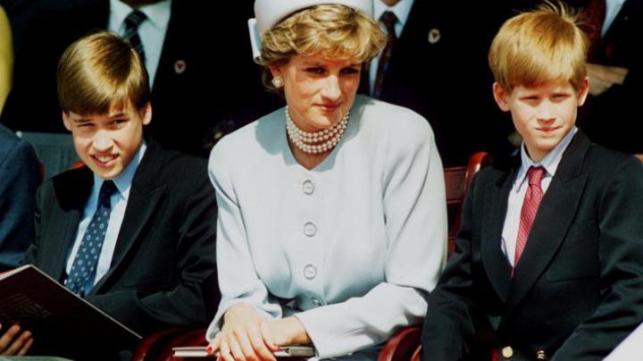 SFÂȘIETOR! Mesajul lăsat de Prințesa Diana fiului ei, William înainte de a muri
