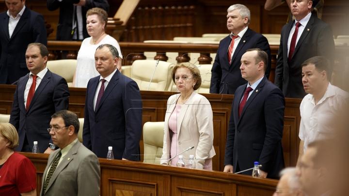 Socialiştii cer demisia preşedintelui Parlamentului. Ce spune Andrian Candu