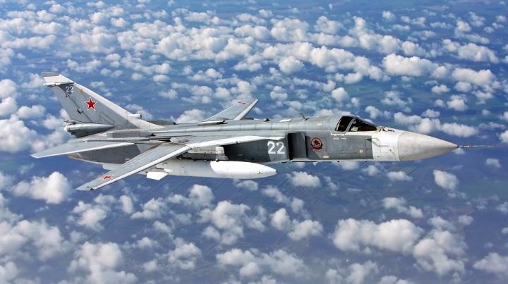 """""""ESTE UN INCIDENT SERIOS"""". Reacţia Moscovei la doborârea avionului militar rus la graniţa Turciei"""