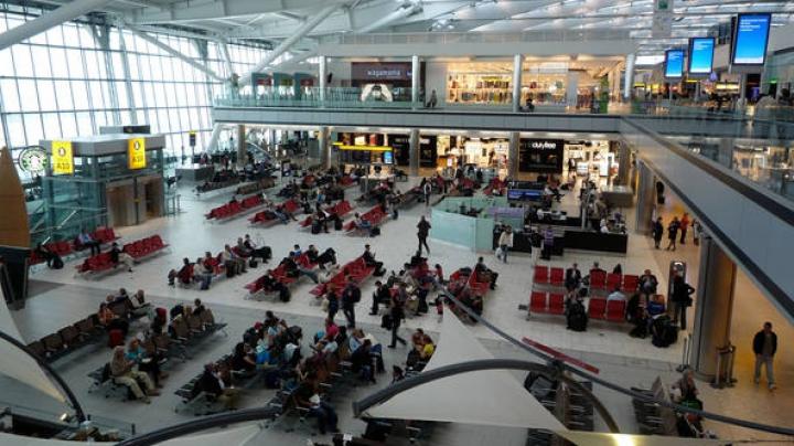 PANICĂ la Londra! ZECI de oameni au fost evacuaţi dintr-un aeroport