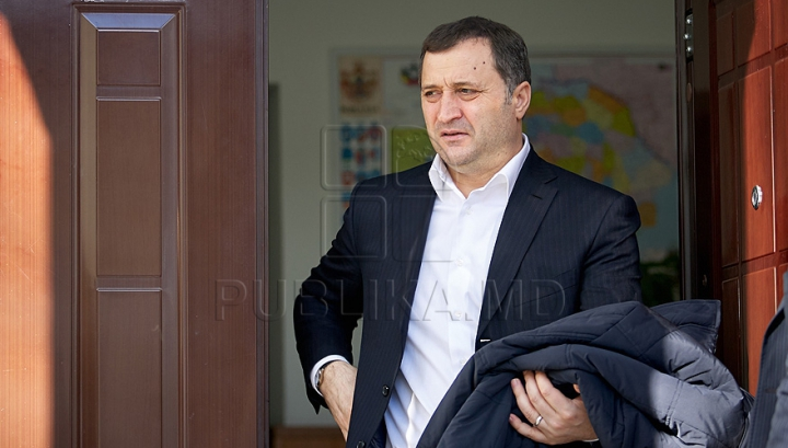 Vlad Filat a revenit în celula reparată. Unde a stat ex-premierul câteva zile