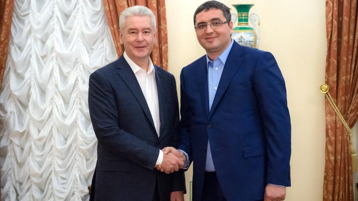 Renato Usatîi s-a întâlnit cu primarul oraşului Moscova. Ce acorduri au încheiat părţile