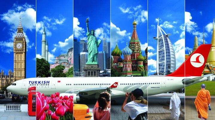(P) Turkish Airlines îţi restituie 50% din costul biletului de avion dacă mergi la tratament în Turcia