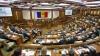 În plenul Parlamentului au loc audieri în dosarul fraudelor din sistemul bancar (FOTO)