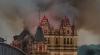 INCENDIU DEVASTATOR! Flăcările au distrus Muzeul limbii portugheze de la Sao Paulo