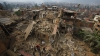 Situație CRITICĂ în Nepal la opt luni după cutremurul devastator