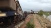 Tren deraiat în Australia. Trei oameni au ajuns la spital, iar autoritățile au izolat zona