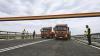 Şapte kilometri construiţi în şase ani. O şosea de centură a fost inaugurată la Căuşeni (VIDEO)