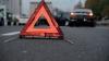 ACCIDENT în Capitală. Un microbuz de linie s-a ciocnit cu un automobil (VIDEO)