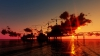 Date sumbre! 29 de persoane dispărute în urma incendiului pe platforma petrolieră din Marea Caspică