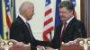 Bani de la americani. Cât va primi Ucraina pentru a combate corupţia