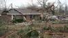 Dezastru apocaliptic. Ce a rămas din ORAŞELE LOVITE DE TORNADE în sudul SUA (GALERIE FOTO)