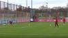 Nebunie totală la antrenamentul echipei Bayern Munchen. Thomas Muller, luat la şuturi (VIDEO)