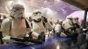 """AGITAŢIE la Paris. A fost organizată o petrecere în cinstea noului film """"Star Wars"""" (VIDEO)"""