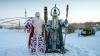 Moș Crăciun are un coleg în Siberia. Faceţi cunoştinţă cu Chys Khan (VIDEO)