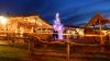 Ca pe vremuri! Atmosfera magică de la Satul de Crăciun a atras zeci de vizitatori