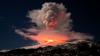 Lava erupe spectaculos din Etna. S-a trezit cel mai mare vulcan european (VIDEO)