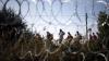TRAGEDIE! Un imigrant a murit electrocutat la granița dintre Grecia și Macedonia