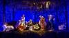 Zeci de catolici din Moldova au participat la sfânta slujbă în Ajun de Crăciun