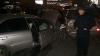 ACCIDENT ÎN LANȚ pe bulevardul Dacia. Trei mașini parcate pe marginea drumului, avariate (FOTO/VIDEO)
