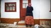 """""""O figură neobișnuită!"""" Localnicii din Donduşeni, nedumeriţi de OBIECTUL MISTERIOS văzut pe cer"""