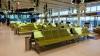 SPAȚIOS ȘI CONFORTABIL! Un nou terminal, dat în folosinţă la Aeroportul din Chişinău (FOTOREPORT)