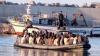 MII de imigranţi au fost salvaţi din apele Mării Mediterane în ultimele trei zile