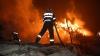 INCENDIU DEVASTATOR la Durleşti! O clădire cu trei nivele a fost distrusă în urma unei EXPLOZII