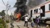 Tragedie în capitala Indoneziei: Un tren a spulberat un microbuz plin de pasageri