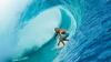 Evoluție de senzație la Mondialul de surfing! Kelly Slater şi Mick Fanning au încântat publicul