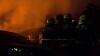 Incendii în Capitală. Zeci de persoane au fost evacuate, iar un bărbat a ajuns la spital (VIDEO)